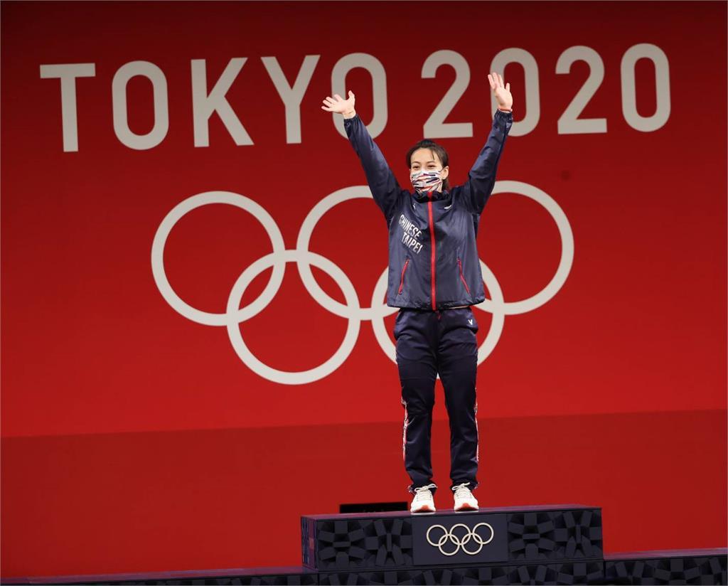 東奧/台灣第一金!郭婞淳抓舉103挺舉133總和236「3破奧運紀錄」!