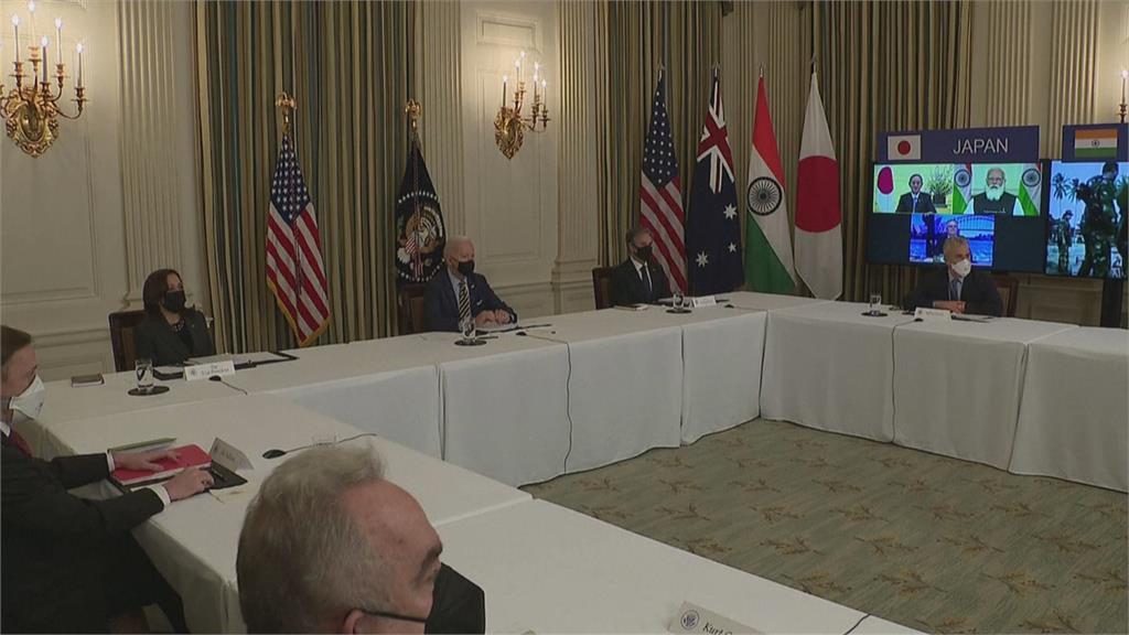 潛艇風波後美法總統首度通話 強森要馬克宏「別再鬧了」