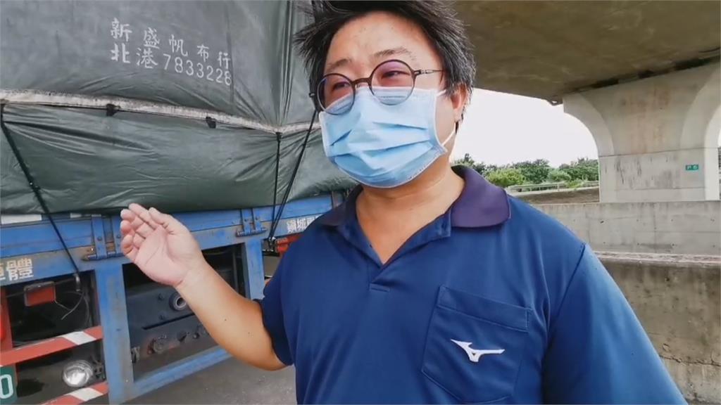 貨物集散場工人下貨沒戴口罩 朴子農會:加強宣導!