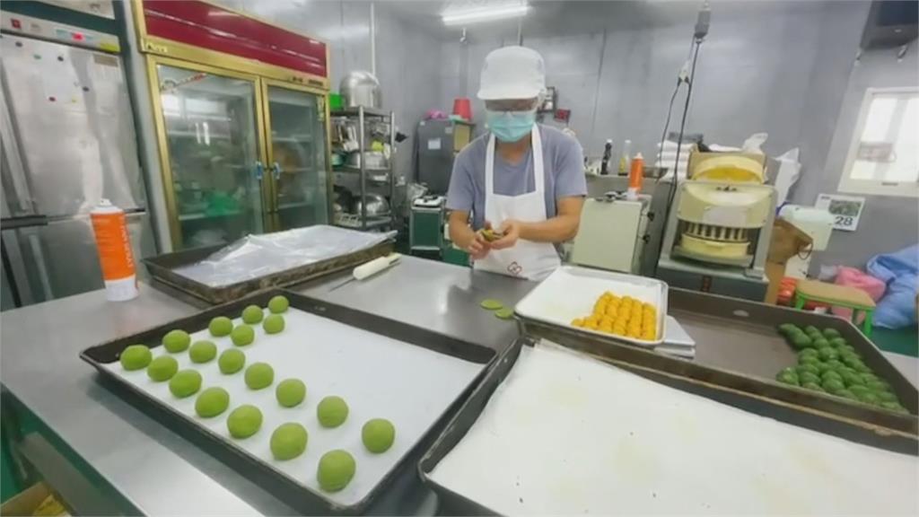 配角大翻身!「香菜月餅」挑戰你的味蕾