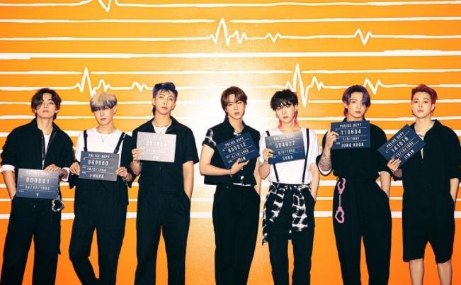 粉絲久等了!BTS睽違2年舉辦實體演唱會「11、12月美國洛杉磯登場」