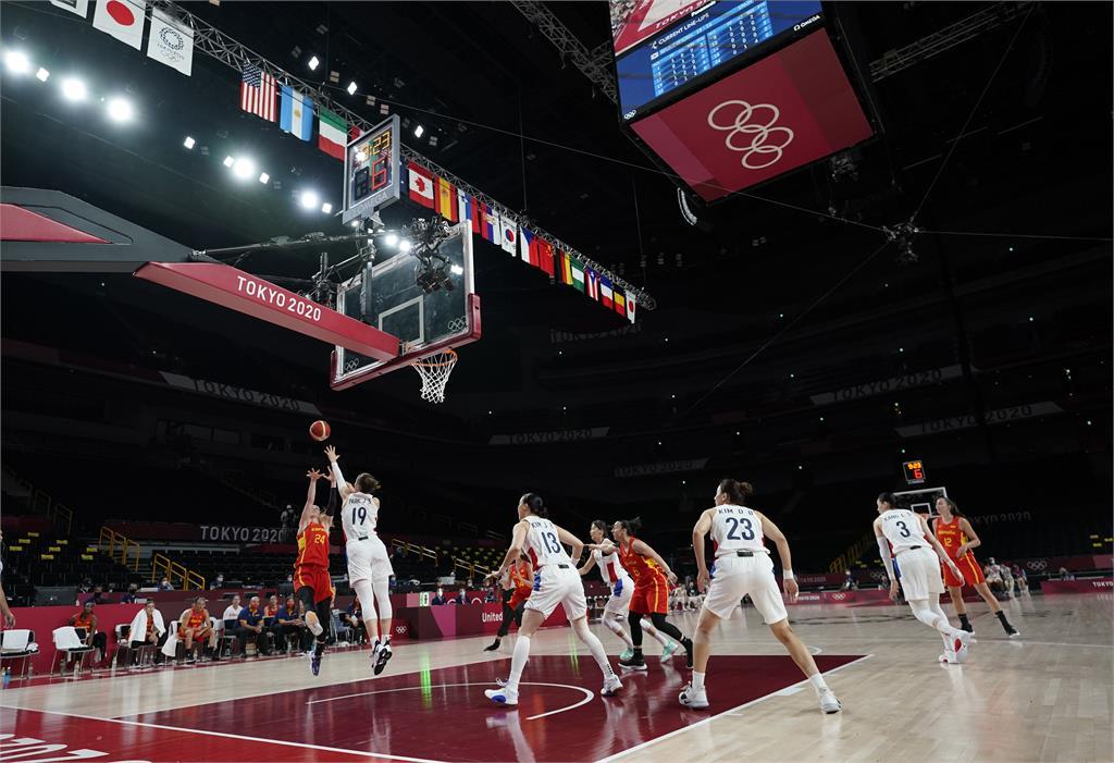 東奧/想幫南韓加油了!秦安代表南韓出征奧運成台灣籃球史上第1人