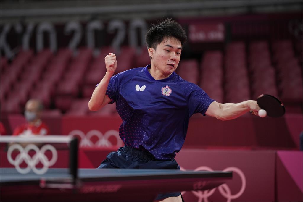 東奧/林昀儒4強戰對決「中國球王」!坦言:要贏他不是那麼簡單