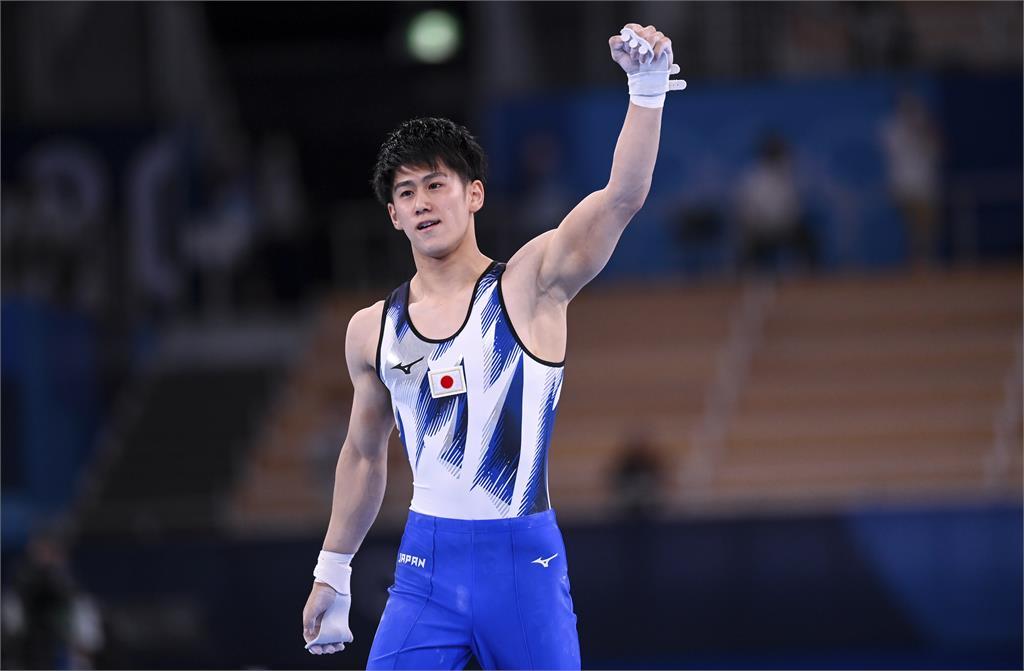 東奧/不受小粉紅出征影響 橋本大輝東奧體操雙金寫37年日選手最佳!